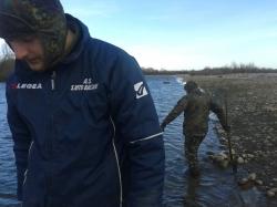 Підготовка до Водохреща 2015