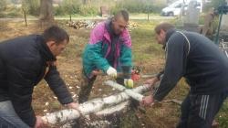 Відновлення могил Січових Стрільців