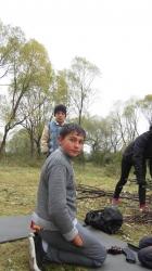 Четвертий вишкіл для місцевої молоді