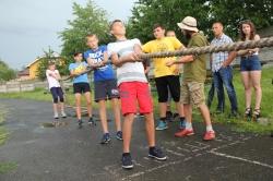 Військово-спортивні змагання для дітей та юнацтва.м.Болехів