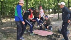 Молодіжний, науково-пізнавальний, патріотичний вишкіл   «Чорний ліс  2017»