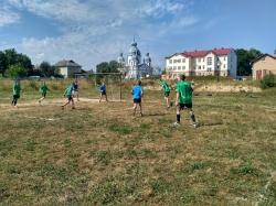 Кубок  з футболу - 2017 с.Підбереж.