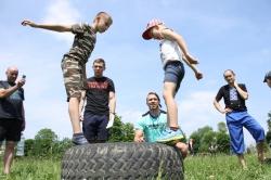 """Перший етап проекту """"Козацький герць""""м.Долина-2017"""