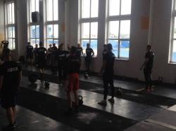 Змагання з кросфіту в м.Рівне