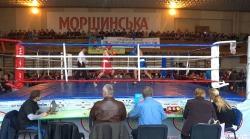 Відвідини міжнародної матчевої зустріч з боксу- м.Долина