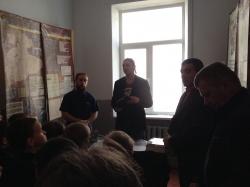 Відкриття виставки «Народна війна» в с.Слобода-Болехівська
