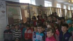 Відкриття мандрівної виставки «Народна війна 1917-1932». с.Кальна