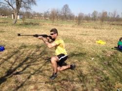 Недільне військово-тактичне тренування