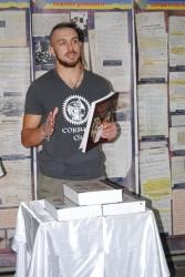 """Презентація виставки """"Народна війна"""" в буд. """"Просвіта""""м.Долина"""