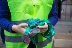 Участь в забізі Frankivsk Half Marathon