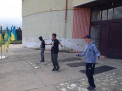 Відкрите тренування з кросфіту - м.Долина