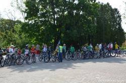 Патріотичний велопробіг «Пам