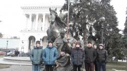 Поїздка до Києва.День другий.
