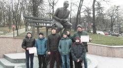 Поїздка до Києва, день третій.