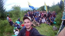 """Національно- патріотичний 5-ти денний вишкіл """"Повстанець"""" ім.Ярослава """"Роберта"""" Мельника."""