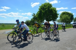 Патріотичний велопробіг «Пам'яті нескорених 2017»