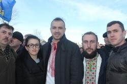 Відзначення народження Степана Бандери в с. Старий Угринів