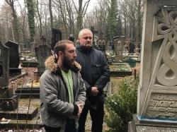 Поїздка на могилу Зіновія Красівського в м.Моршин