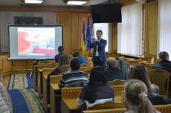 Зустріч-тренінг в м.Івано-Франківськ