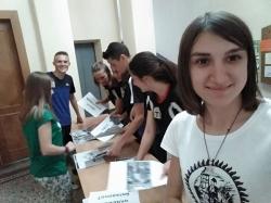 """Молодіжний квест """"Інтелект-крос"""". м.Івано-Франківськ"""