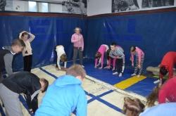 Чергові тренування  у дітей.