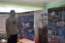 Відкриття історичних виставок в м.Моршин.