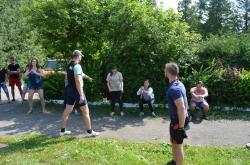 Відкрите тренування з кросфіту - с.Витвиця