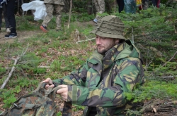 """Всеукраїнський військово-патріотичний вишкіл """"Nескорені"""" День 4"""