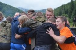 """Всеукраїнський військово-патріотичний вишкіл """"Nескорені"""" День 5"""