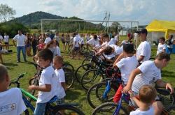 """Проект: """"Крути педалі та рухайся далі - для здоров"""