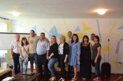 """Сьогодні в МЦ """"СІЧ"""" завітали представники громадських організацій з Закарпатської, Чернівецької та Івано-Франківської областей."""