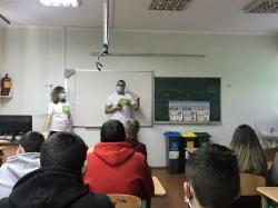 Провели перший тренінг на екологічну тематику.