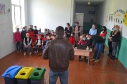 Друга частина екологічних тренінгів по навчальних закладах Витвицької ТГ.
