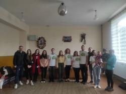 Сьогодні ми провели фінальну конференцію  проекту «Долучайся, взаємодій, створюй: молодь за розвиток згуртованих і сталих громад» і тим самим завершили його!